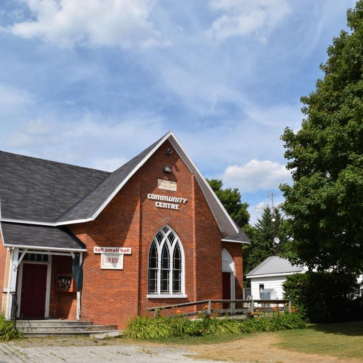 Singhampton Community Centre